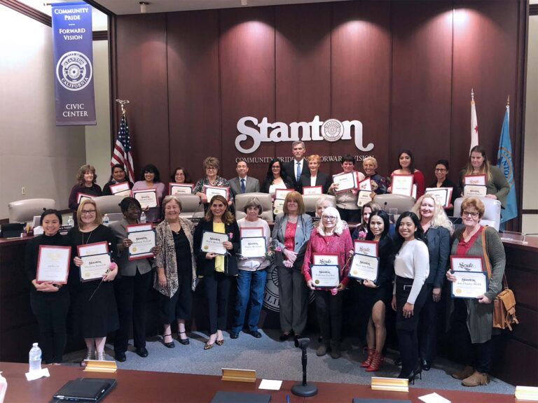 Stanton Women of Distinction 2019